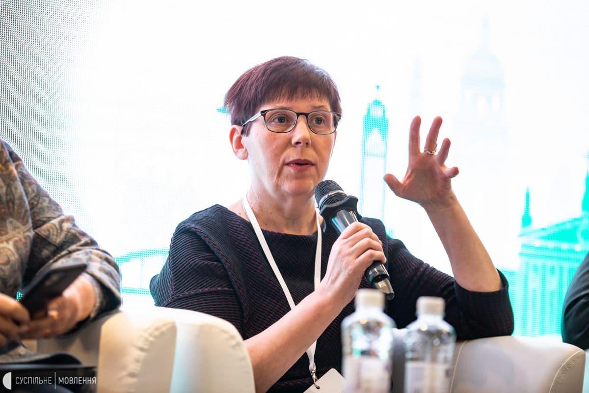 """Наталія Лигачова: """"Ми пишемо, щоб змінити"""""""
